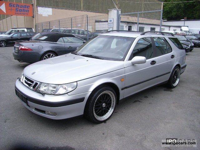 2000 Saab 9 5 Automatic Air Conditioning Car Photo And Specs