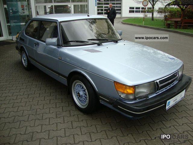1984 Saab 900 Turbo  Car Photo and Specs