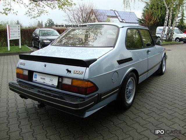1984 Saab 900 Turbo Sports Car Coupe Used Vehicle Photo 2
