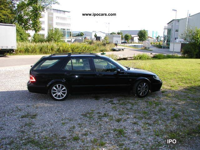2003 Saab  9-5 2.3 Turbo Aero Estate Car Used vehicle photo