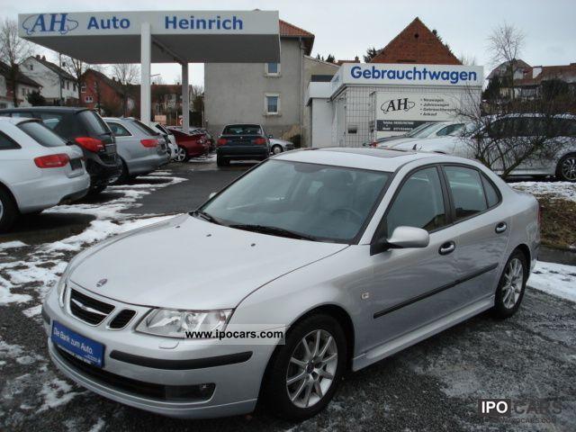 2003 Saab 9 3 2 0 T Arc Leather Pdc Klimaautom Ssd M S Limousine