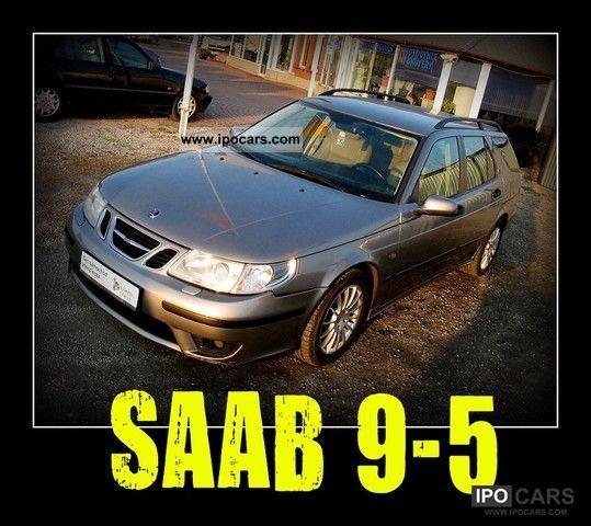 2005 Saab  9-5 * AUTOMATIC * AIR * Estate Car Used vehicle photo