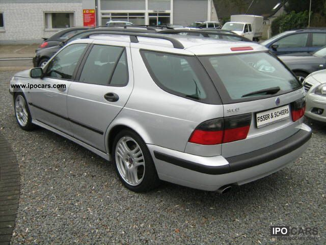 2000 Saab 9 5 2 0 Ltr Combi Estate Car Used Vehicle Photo