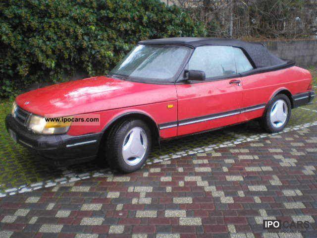 1992 Saab  16V Turbo Cabriolet EP Cabrio / roadster Used vehicle photo