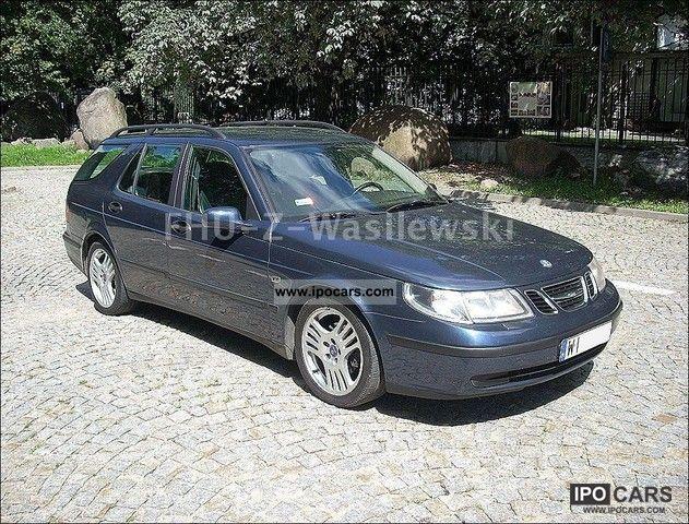 2004 Saab  2.2 TID machine SportCombi Estate Car Used vehicle photo
