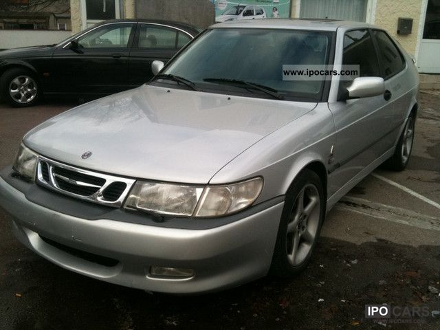 2000 Saab  9-3 Viggen 2.3 Turbo Sports car/Coupe Used vehicle photo