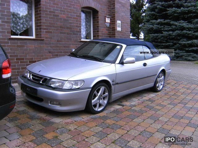 2003 Saab  9-3 2.0i Turbo Convertible Classic Edition Cabrio / roadster Used vehicle photo