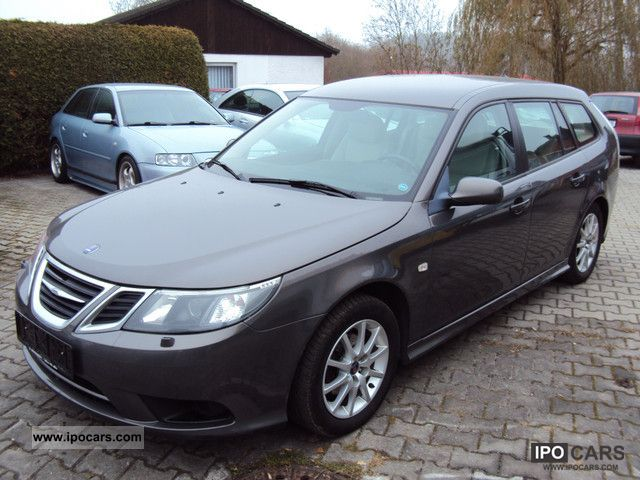 2008 Saab  9-3 1.9 TiD Linear Sport Combi Leather Klimaautom Estate Car Used vehicle photo