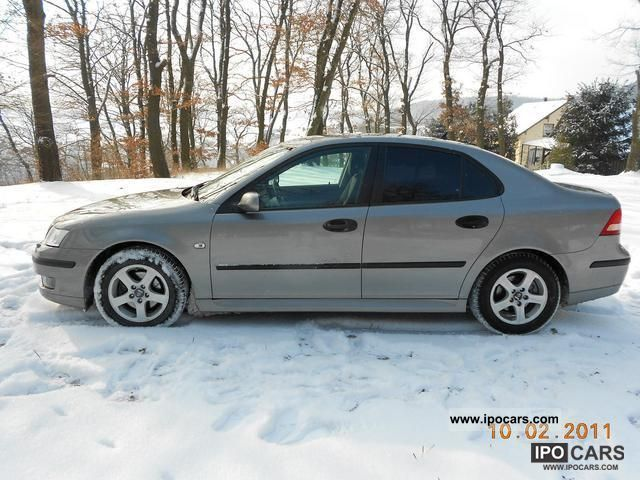 2005 Saab 9 3 1 9 Linear Sport Car Photo And Specs