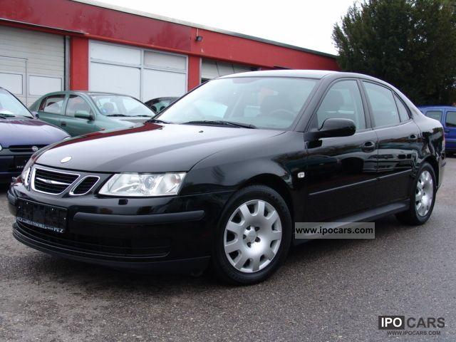 2006 Saab  3.9 TID Automatic, 1.Hand, xenon, Klimaau. Limousine Used vehicle photo