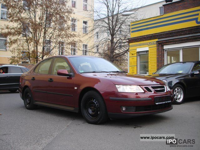 2003 Saab  9-3 Arc 1.8 T * Business Plus * Xenon * Navi * Auto * Limousine Used vehicle photo
