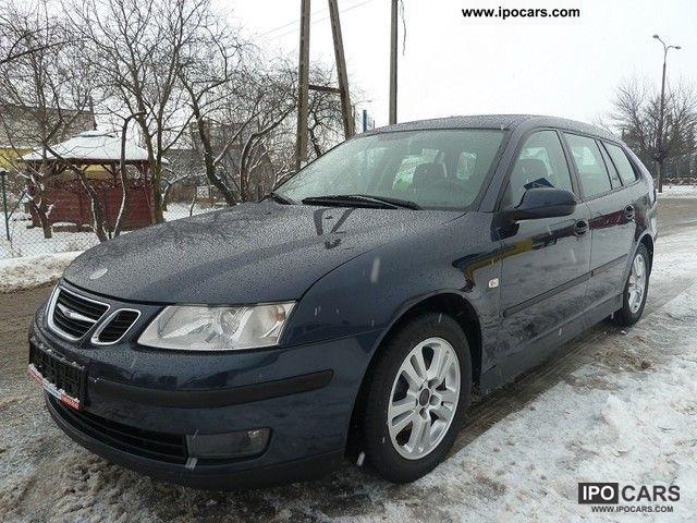 2005 Saab  9-3 * AIR * TRONIC BEZWYPADKOWY * ŚLICZNY * Estate Car Used vehicle photo