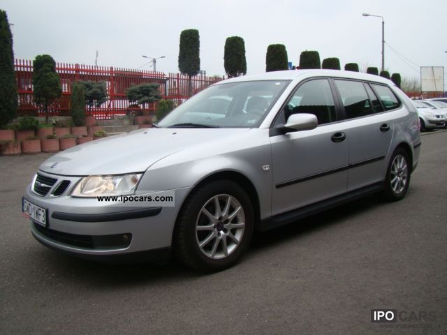 2006 Saab  9-3 TID Estate Car Used vehicle photo
