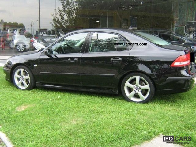 2002 saab 9 3 sport sedan 2 0 turbo vector car photo and specs. Black Bedroom Furniture Sets. Home Design Ideas