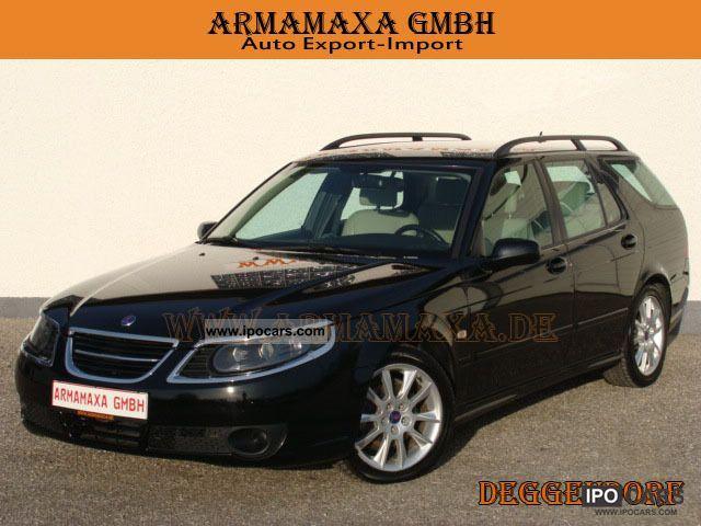 2008 Saab  9-5 1.9 TiD 150 bhp, leather, 17'' ALU Estate Car Used vehicle photo