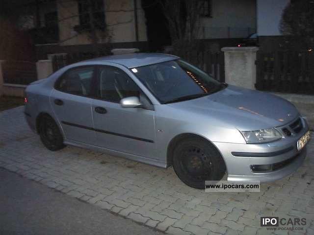 2003 Saab  9-3 2.0 Turbo Aero Limousine Used vehicle photo
