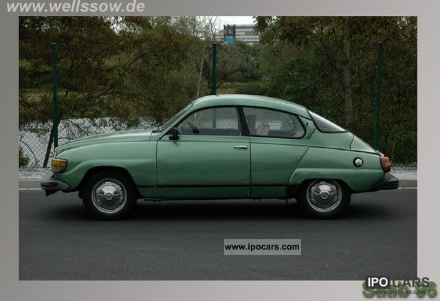 Saab  H-96 with TÜV mark 10/2013! 1978 Vintage, Classic and Old Cars photo