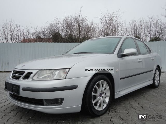 Saab  9-3 1.8i Linear leather / G3 LPG / Air / Euro4 2006 Liquefied Petroleum Gas Cars (LPG, GPL, propane) photo