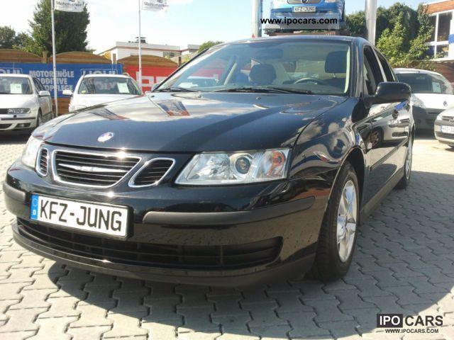 2002 Saab  9-3 1.8 t linear Limousine Used vehicle photo