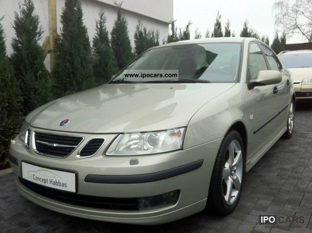 2008 Saab  9-3 1.9 TiD DPF \Vector NAVI LEATHER + + XENON Limousine Used vehicle photo