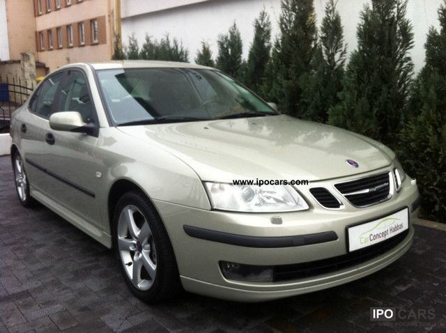 2008 Saab 9-3 1.9 TiD DPF Vector NAVI LEATHER + + XENON - Car Photo ...
