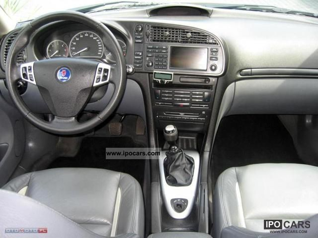 2006 saab 9 3 vector navi ks serwisowa car photo and specs. Black Bedroom Furniture Sets. Home Design Ideas