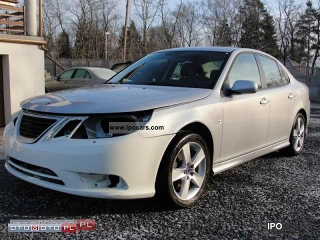 2009 Saab  9-3 VECTOR 1.9 TID Limousine Used vehicle photo