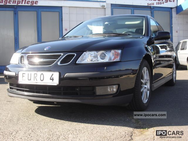 2004 Saab  9-3 1.8 t sport Anniv. Limousine Used vehicle photo