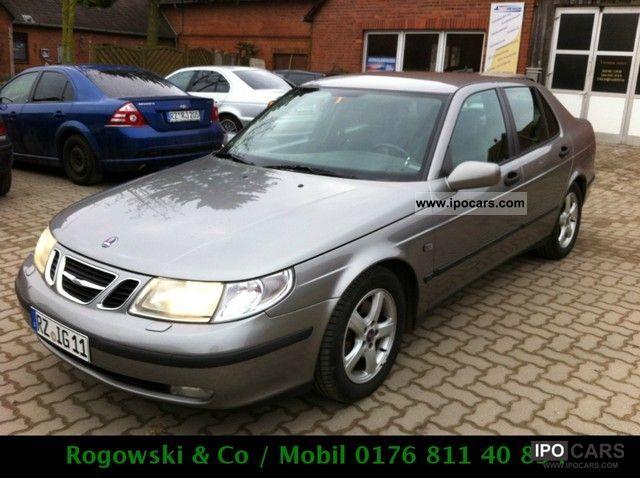 2002 Saab  9-5 3.0T V6 Vector Limousine Used vehicle photo