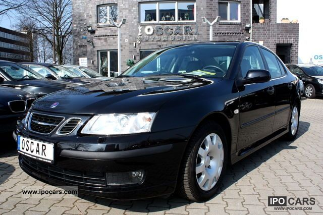 2005 Saab  9-3 1.8 t LEATHER, CLIMATE CONTROL, SHZ No.46 Limousine Used vehicle photo