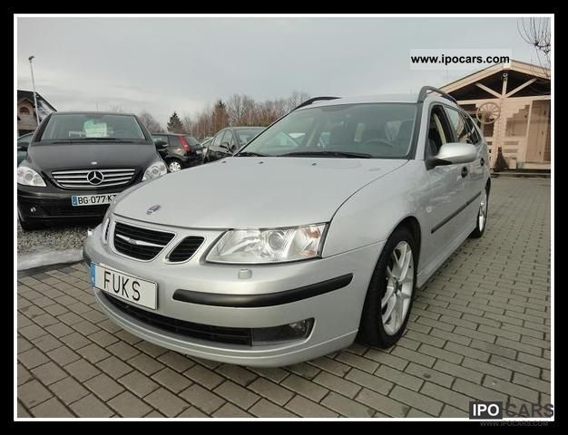 2006 Saab  * 9-3 * pierwsza REJ.2007 ROK Estate Car Used vehicle photo