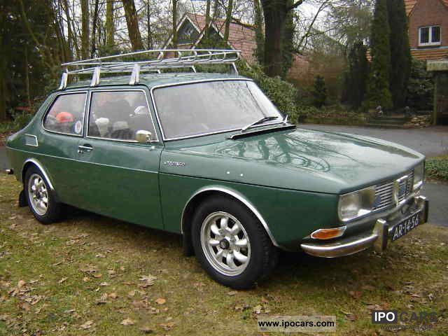 1968 Saab  99 Limousine Used vehicle photo