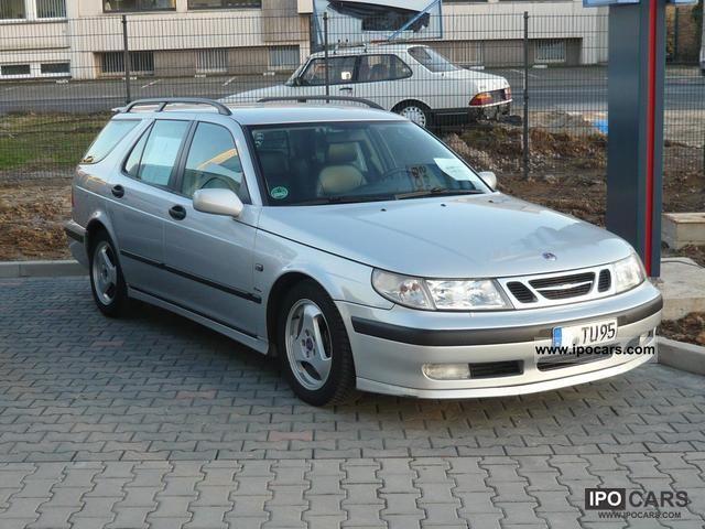 2000 Saab  9-5 / Gearbox / Motor complete. revised Estate Car Used vehicle photo
