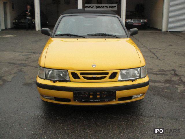 1999 Saab  9-3 Turbo Cabrio / roadster Used vehicle photo
