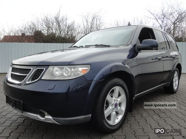 2007 Saab  9-7X 221 KW 3.5 camera Leather Navi Xenon automa Off-road Vehicle/Pickup Truck Used vehicle photo
