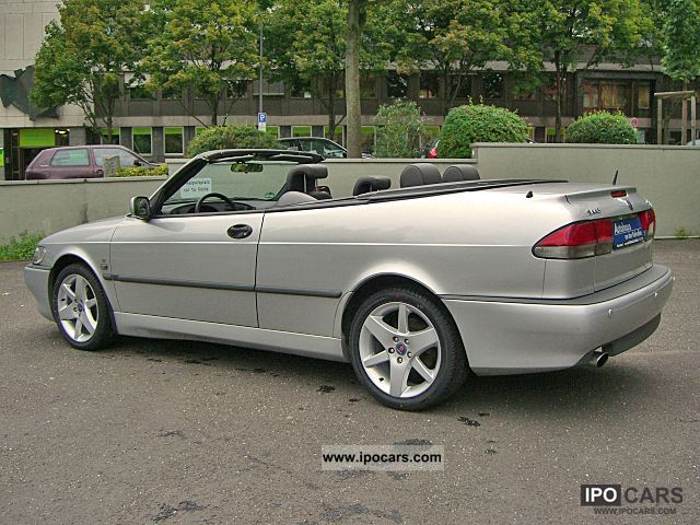 2003 saab 9 3 se convertible turbo leather climate nr wr car photo and specs. Black Bedroom Furniture Sets. Home Design Ideas
