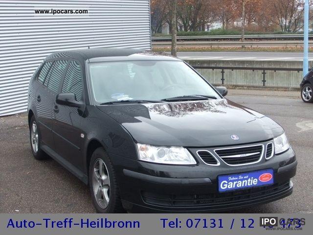 2005 Saab  9-3 1.8 i linear combination Estate Car Used vehicle photo