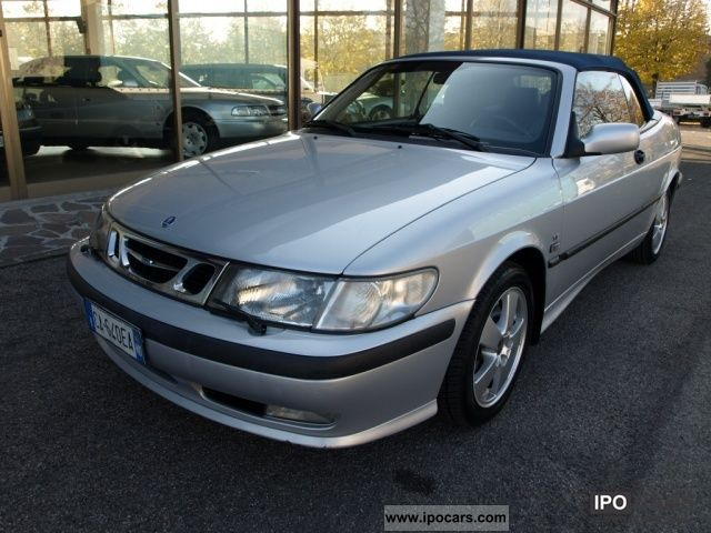 Saab  T 9-3 2.0i SE Convertible 2002 Liquefied Petroleum Gas Cars (LPG, GPL, propane) photo