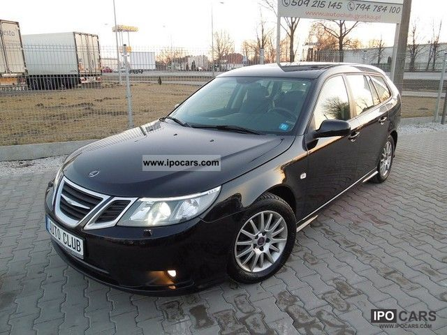 2007 Saab  9-3 TiD * XENON * AIR * PO TRONIC LIFCIE * Estate Car Used vehicle photo