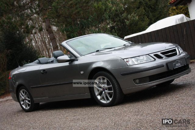 2004 saab 9 3 2 0 t cabriolet aut vector leather air auto f1 car photo and specs. Black Bedroom Furniture Sets. Home Design Ideas