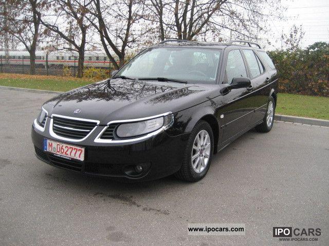 2008 Saab  9-5 1.9 TiD Aut. Vector Leather Cruise Control PDC Estate Car Used vehicle photo