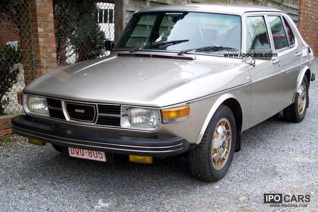 Saab  Gle 99 1973 Vintage, Classic and Old Cars photo