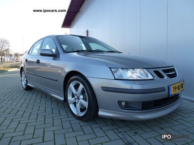 2003 saab 9 3 sport sedan 2 0 turbo aero navi xenon pdc c. Black Bedroom Furniture Sets. Home Design Ideas