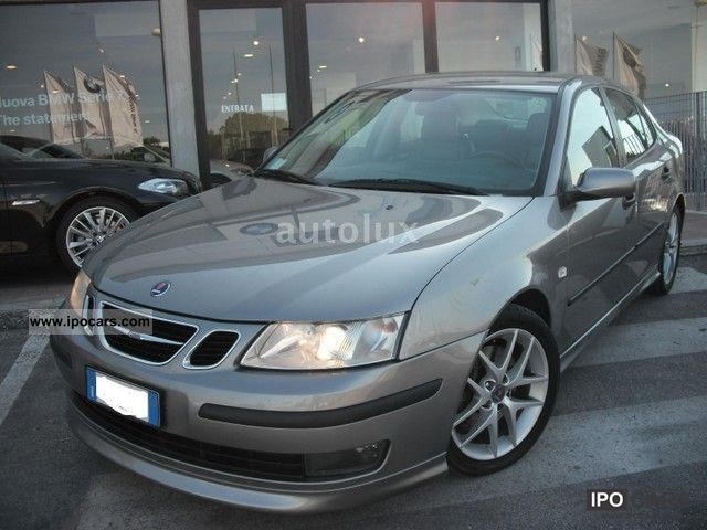2003 saab aero 9 3 sport sedan 2 0t car photo and specs. Black Bedroom Furniture Sets. Home Design Ideas