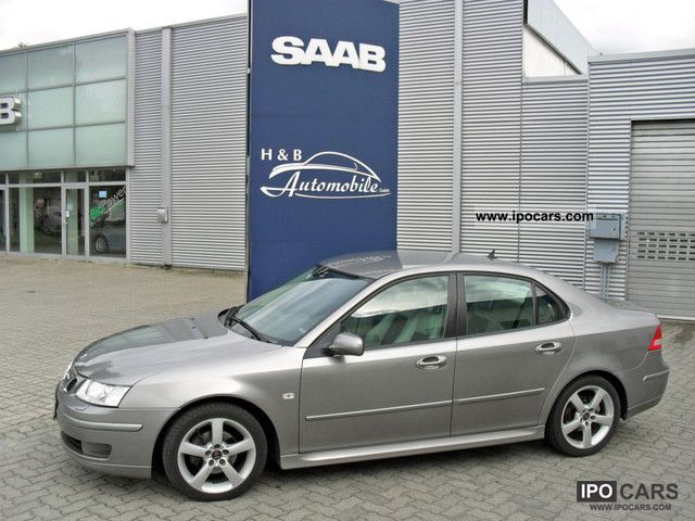 2002 Saab  9-3 1.8 t Aut. Vector xenon Limousine Used vehicle photo