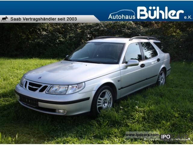 2003 saab 9 5 linear car photo and specs. Black Bedroom Furniture Sets. Home Design Ideas