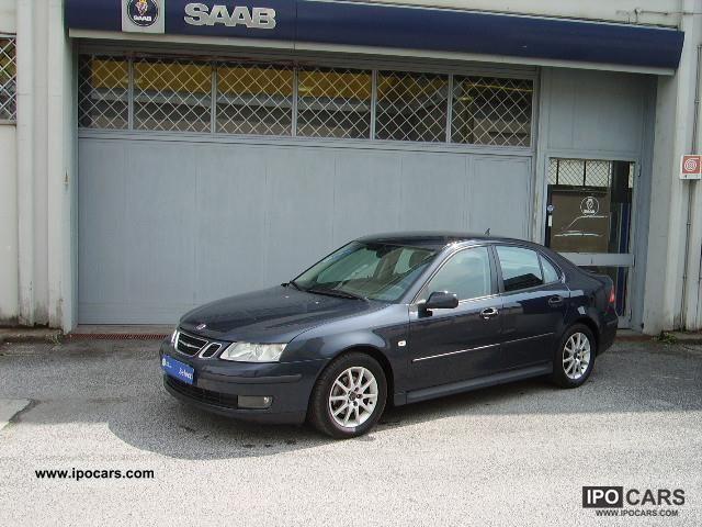 2004 saab 9 3 2 0 turbo 175 hp arc car photo and specs. Black Bedroom Furniture Sets. Home Design Ideas