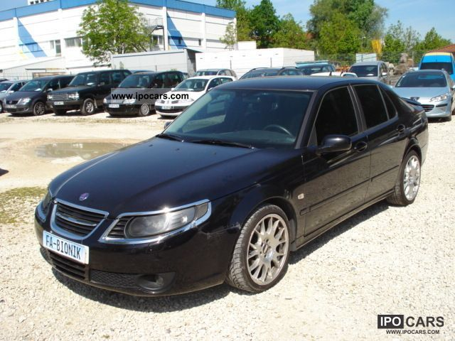2007 Saab 9-5 2.3 Turbo Aut. Aero Net: 9235 - €. - Car Photo and Specs