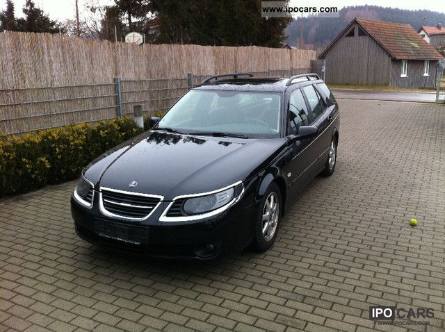 2007 Saab 9-5 2.3 Turbo Aero - Car Photo and Specs