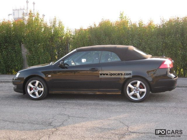 2004 Saab 9 3 2 0t Linear Car Photo And Specs